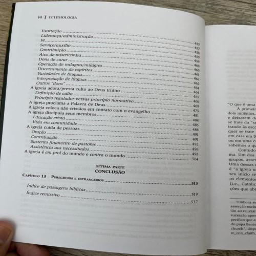 Eclesiologia - Gregg R. Allison