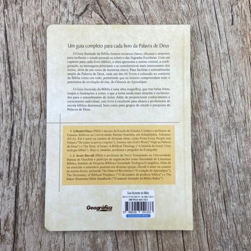 Guia Ilustrado da Bíblia - J. Daniel Hays e J. Scott Duvall