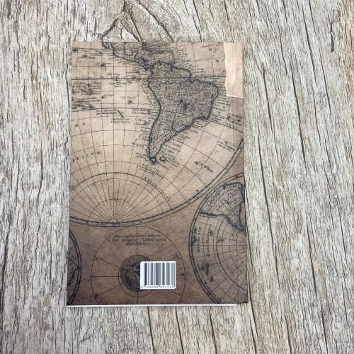 Jornada com Deus através das escrituras - Mapa
