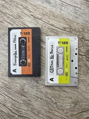 Kit 2 Livros - Evangelho sem filtro + 3 Dias no Barco / André Fernandes