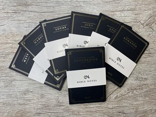 Kit 7 Livros - BIBLE NOTES
