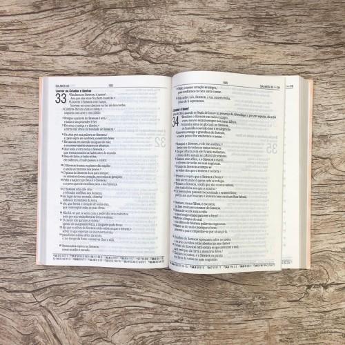 Kit Desenvolvendo o Secreto + Bíblia NAA Tua Graça  *envio a partir do dia 01/06*