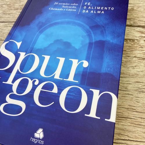 Kit Spurgeon: Esperança, o perfume do coração + Fé, o alimento da alma.
