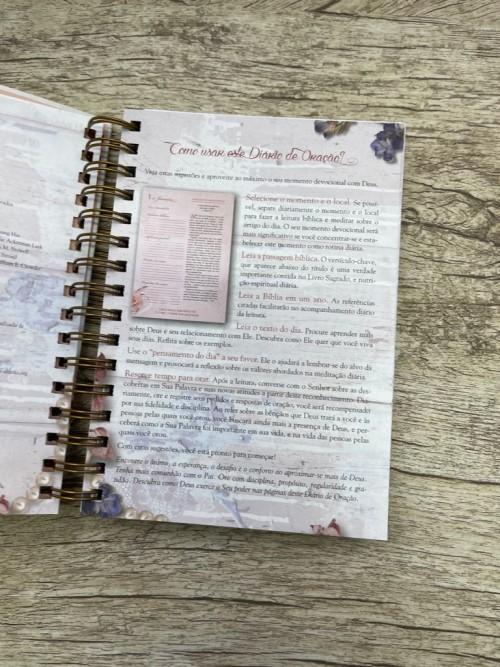 LANÇAMENTO: Tempo de buscar  Diário de Oração