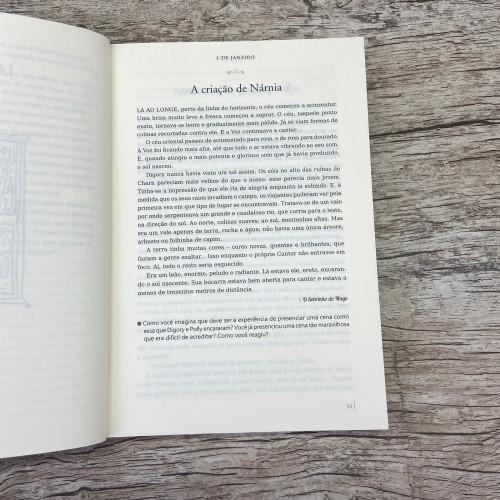 Leituras Diárias das Crônicas de Nárnia - C.S. Lewis