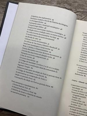 Livro - A Torá - Comentada