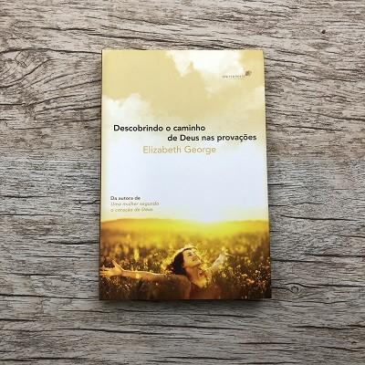 Livro - Descobrindo o caminho de Deus nas promoções / Elizabeth George