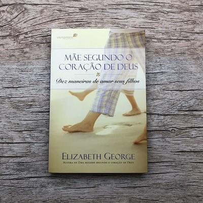 Livro - Mãe Segundo Coração De Deus