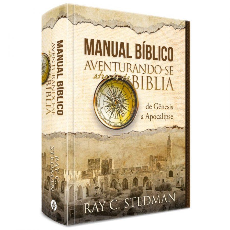 Manual Bíblico Aventurando-se Através da Bíblia – De Gênesis a Apocalipse