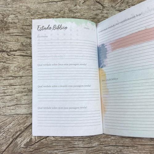 Meu diário de Fé - Flores do campo