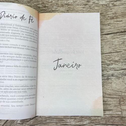 Meu diário de Fé - Pételas
