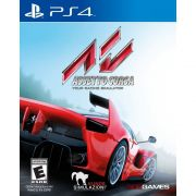 ASSETTO CORSA YOUR RACING SIMULATOR - PS4