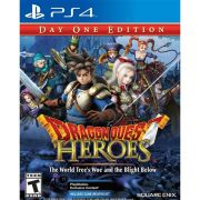 DRAGON QUEST HEROES THE WORLD TREE'S WOE AND THE BLIGHT BELOW - PS4