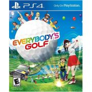 EVERYBODY'S GOLF - PS4