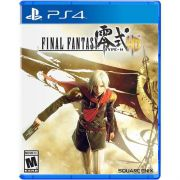FINAL FANTASY TYPE - 0 HD - PS4