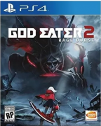 GOD EATER 2 RAGE BURST - PS4