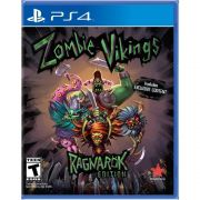 ZOMBIE VIKINGS RAGNAROK EDITION - PS4