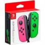 Controle Nintendo Joy con - Verde e Rosa - Nintendo Switch