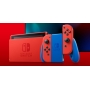Nintendo Switch 32Gb - Mario Red & Blue Edition