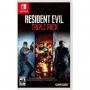 Resident Evil Triple Pack (4/5/6) - Nintendo Switch - Mídia Física