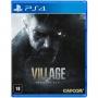 Resident Evil Village - PlayStation 4 - Mídia Física