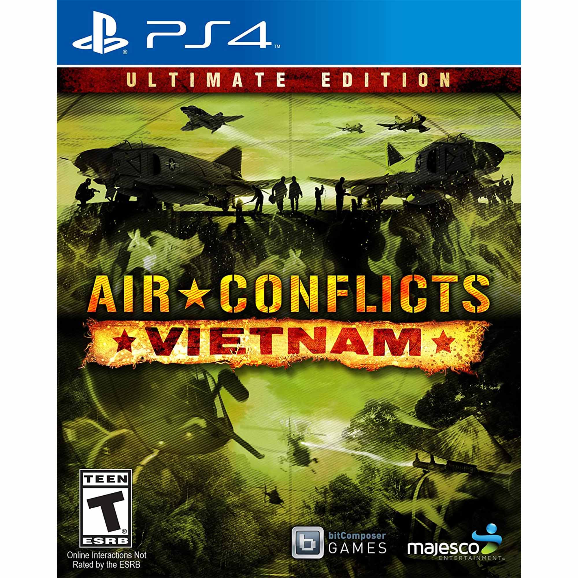 AIR CONFLICTS VIETNAM ULTIMATE EDITION - PS4