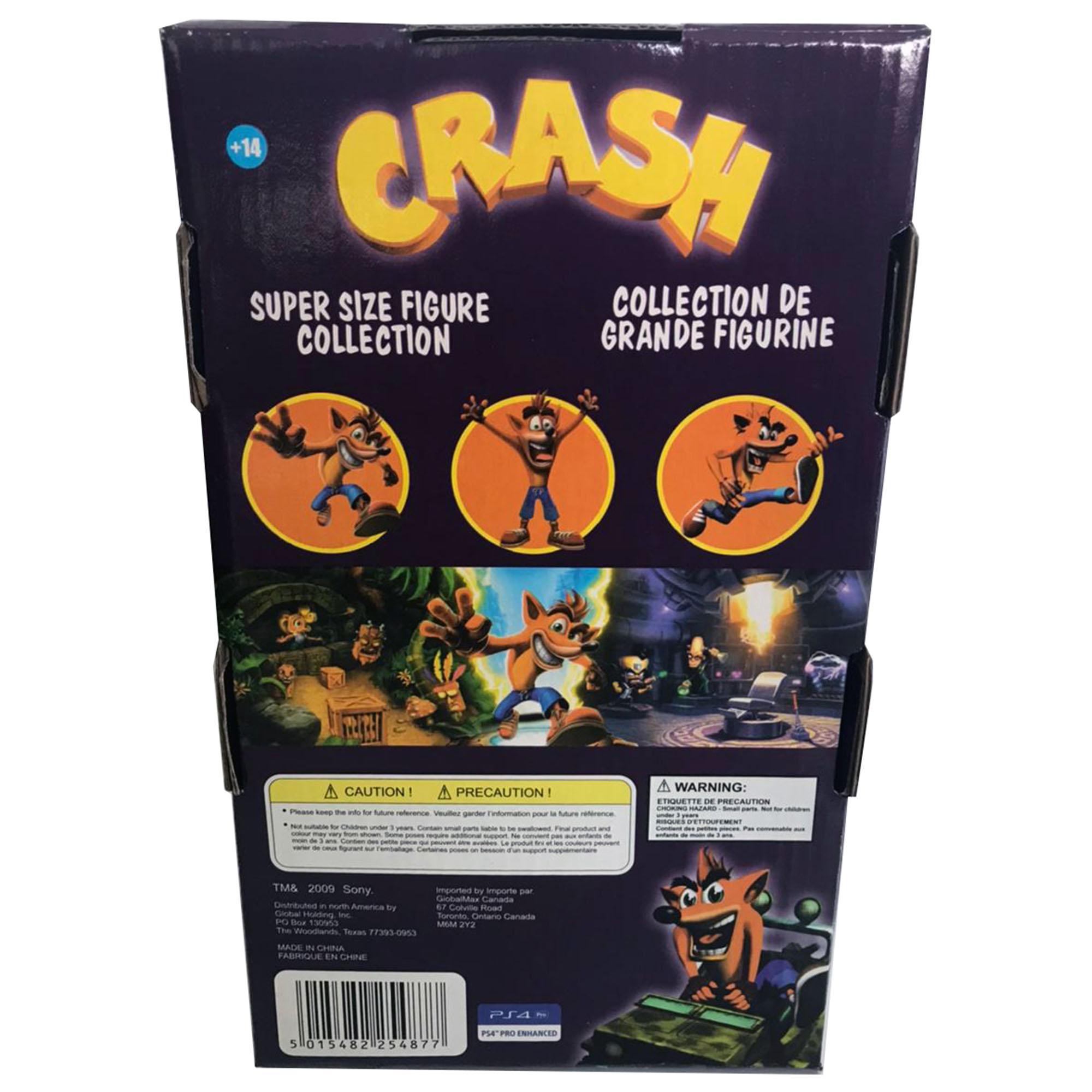 Boneco Crash Bandicoot