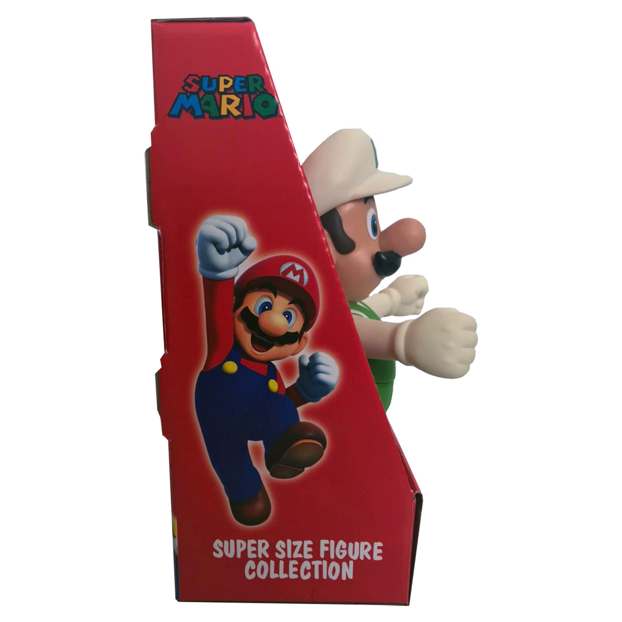 Boneco Luigi Branco