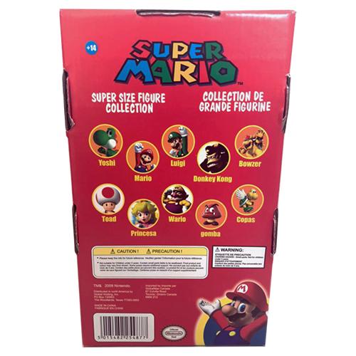 Boneco Super Mario Bros