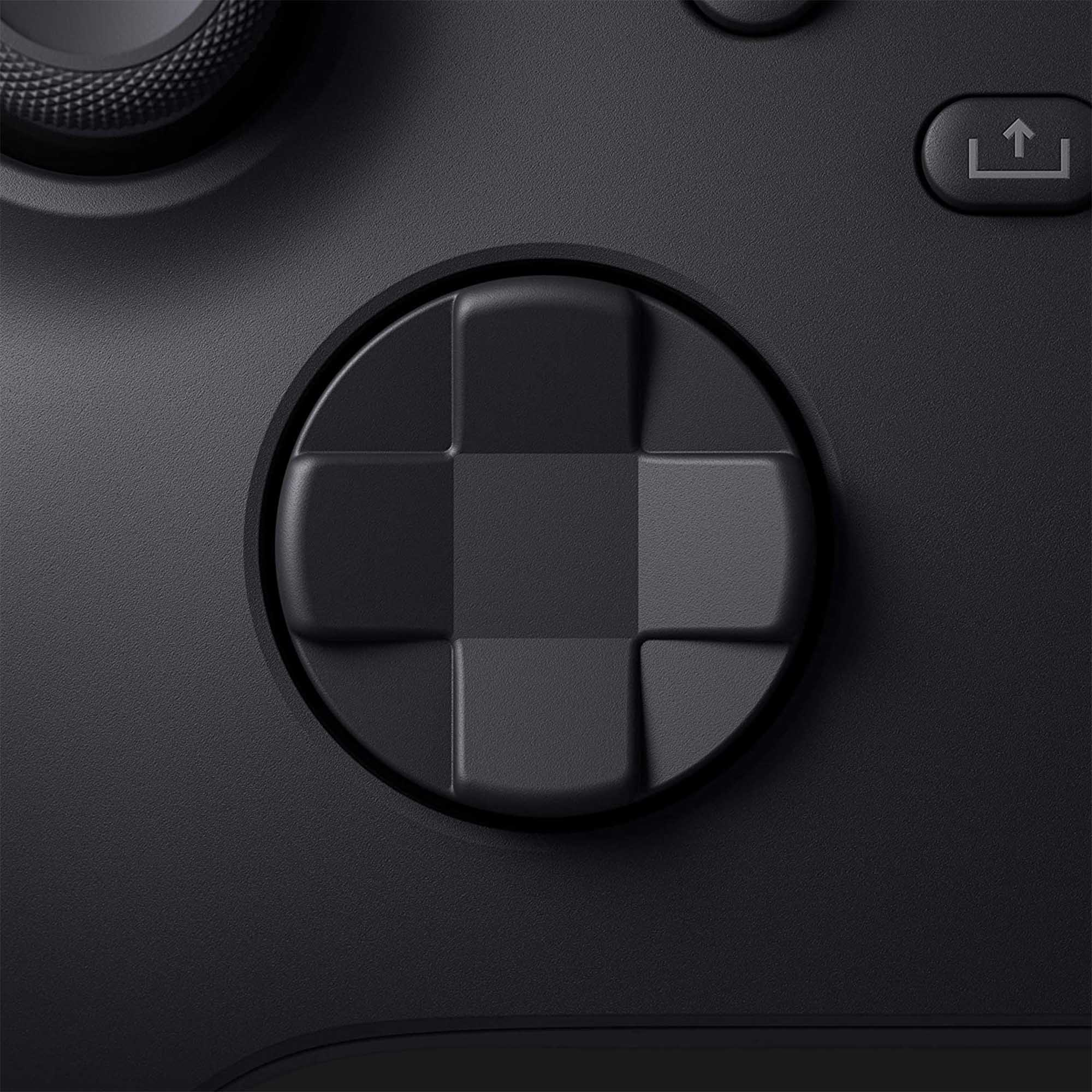 Controle Sem Fio Xbox - Carbon Black
