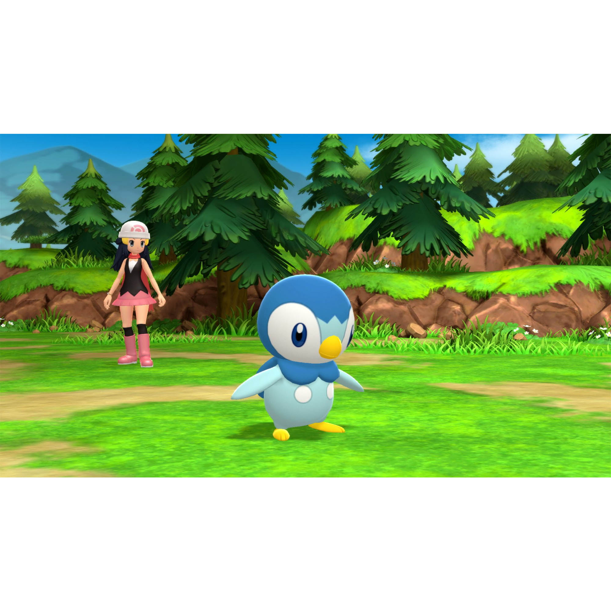 Pokémon: Shining Pearl - Nintendo Switch - Pré Venda - Mídia Fisica