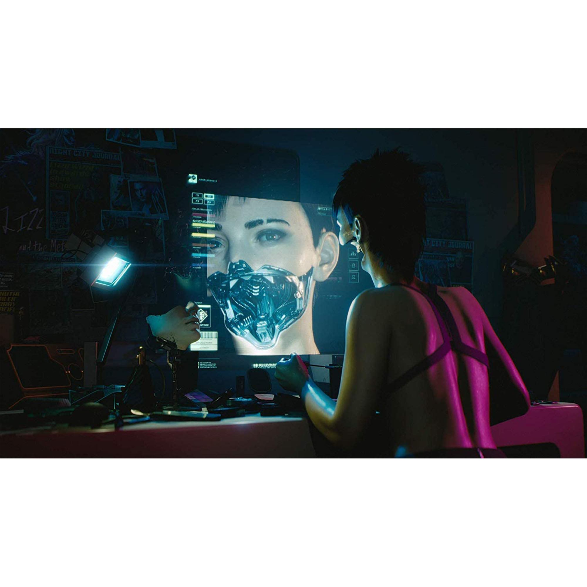 Cyberpunk 2077 - Playstation 4 - Mídia Física
