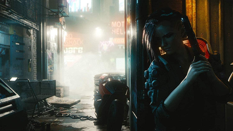 Cyberpunk 2077 - Xbox One - Mídia Física