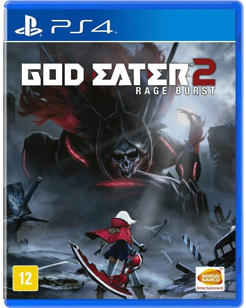 GOD EATER 2 RAGE BURST - PS4