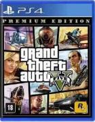 GTA 5 PREMIUM EDITION - PS4