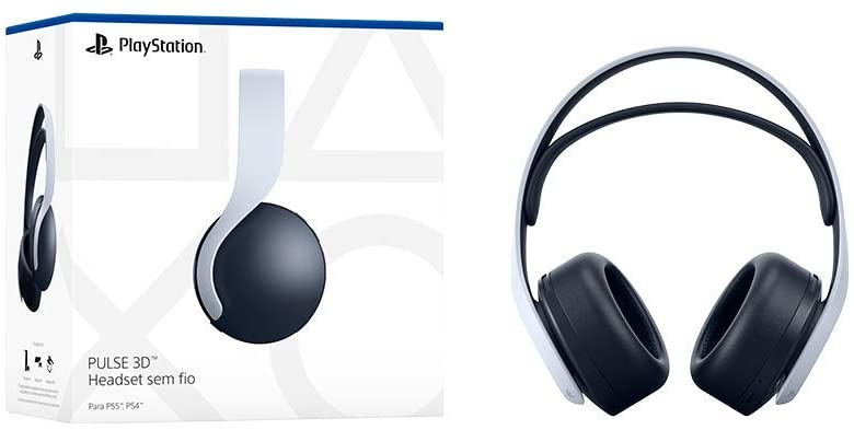 Headset Wireless (sem fio) PULSE 3D - PlayStation 5