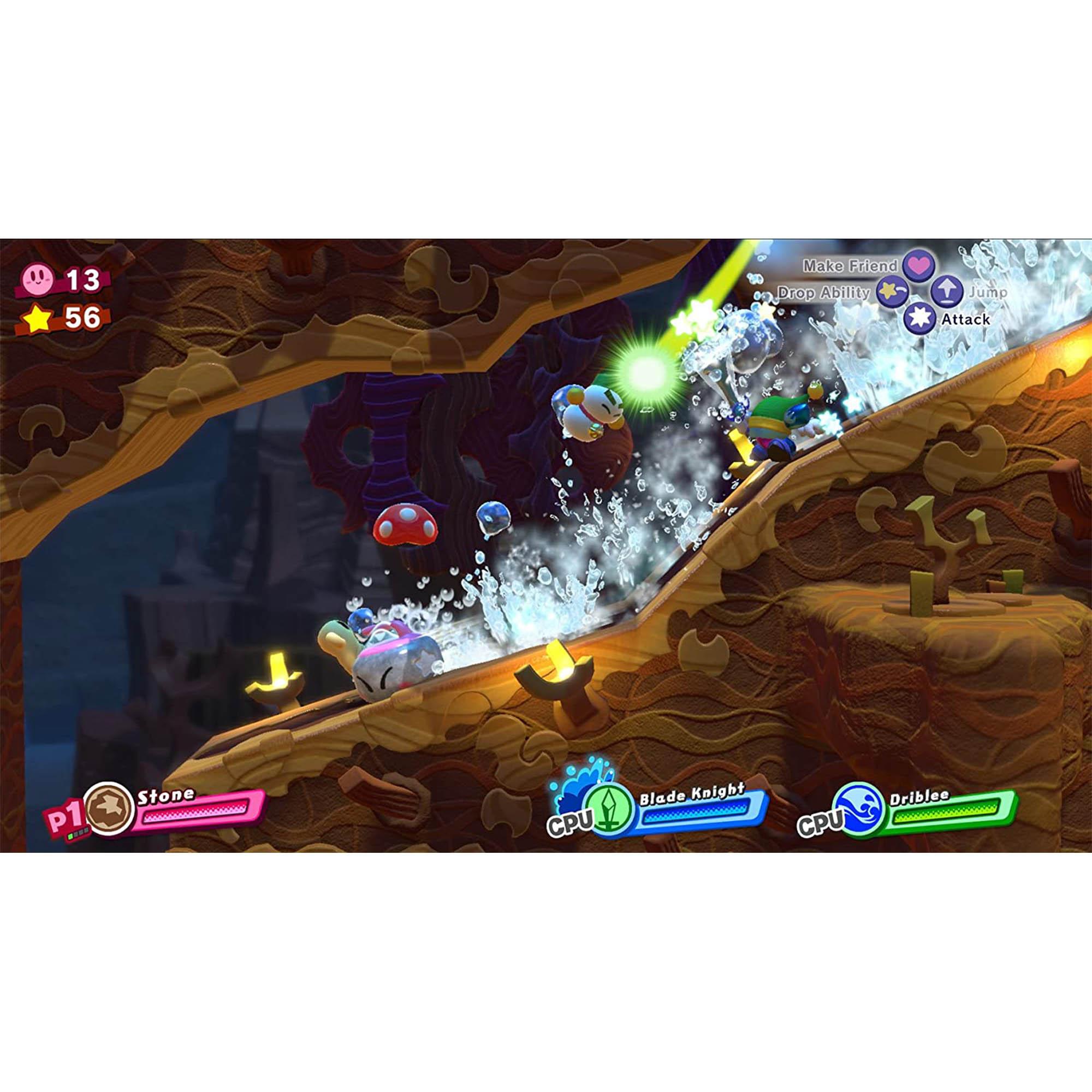 Kirby Star Allies - Nintendo Switch - Mídia Física