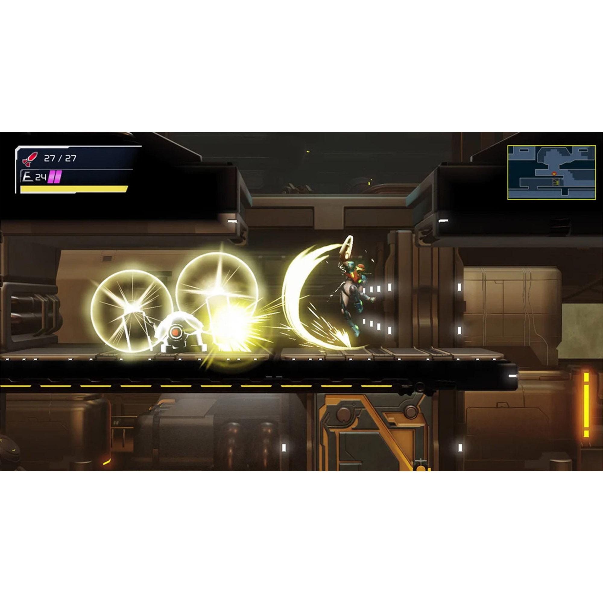 Metroid: Dread - Nintendo Switch - Pré Venda - Mídia Física