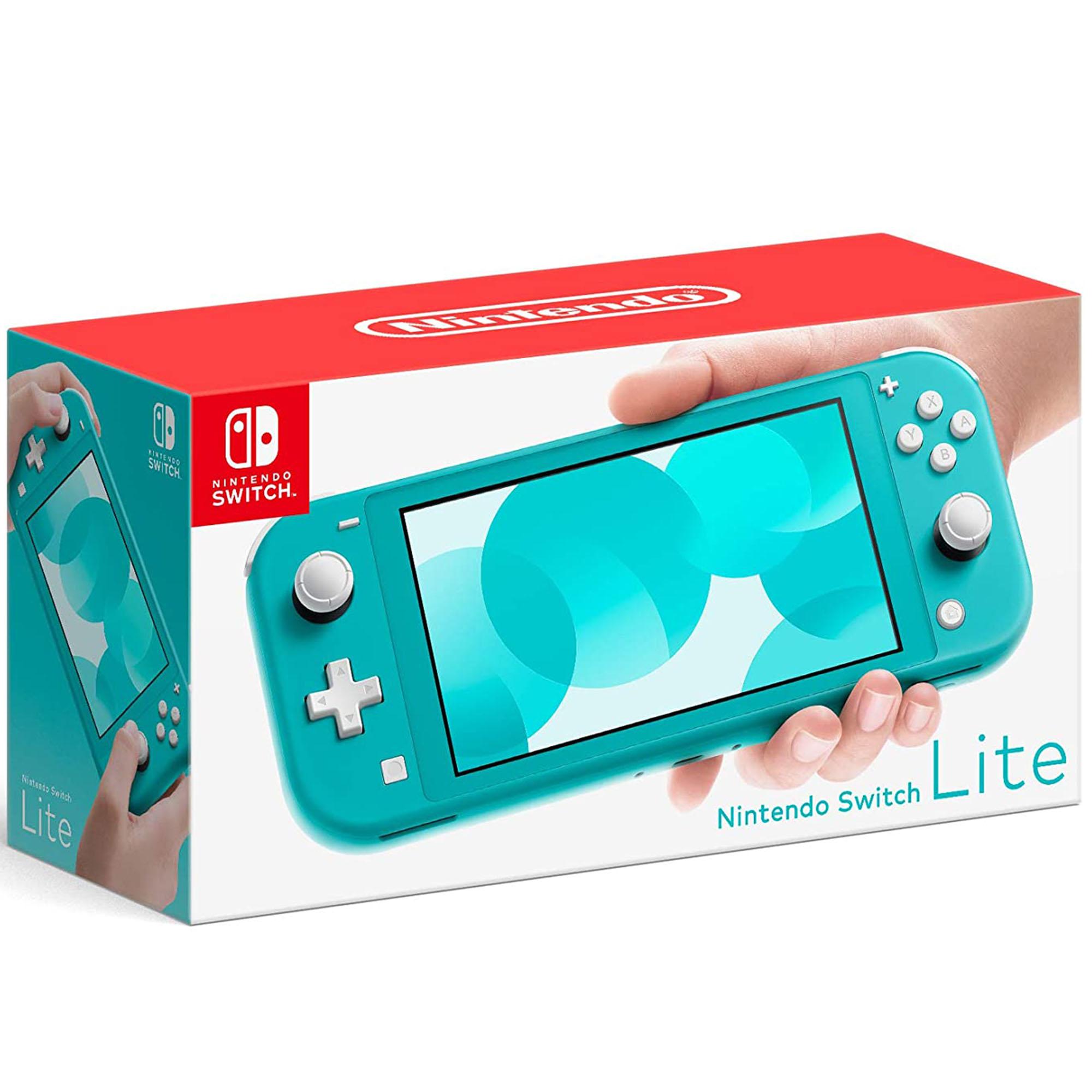 Nintendo Switch Lite Turquoise - Turquesa