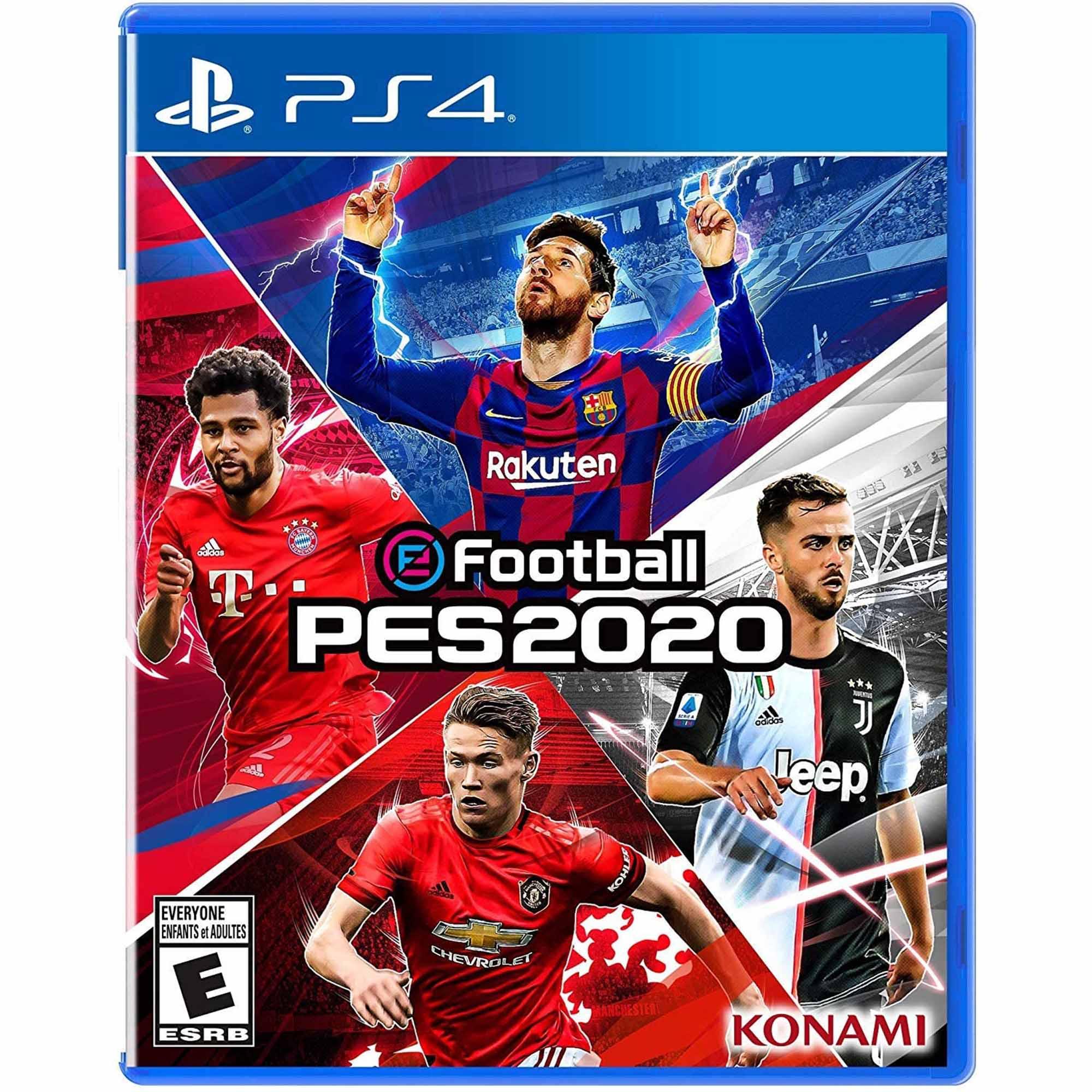 PES 2020 - PS4 - Mídia Física