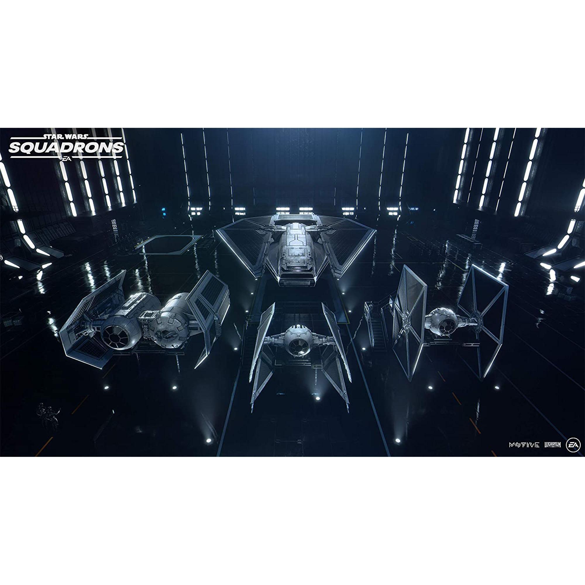Star Wars Squadrons - Xbox One - Mídia Física