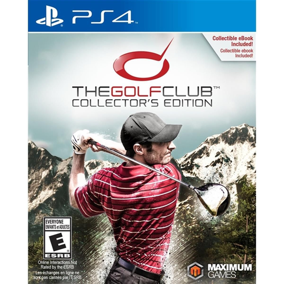 THE GOLF CLUB COLLECTOR'S EDITION - PS4