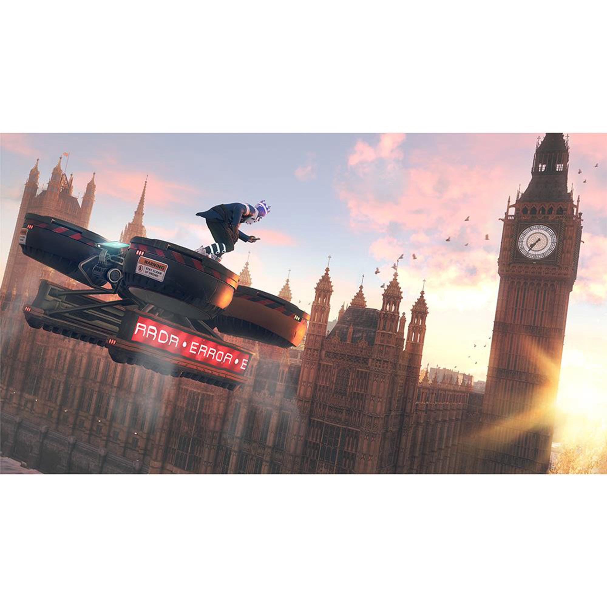 Watch Dogs - Legion - Xbox One - Mídia Física