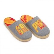 CHINELO GIRL POWER GRAY CINZA 34/35