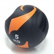 MEDICINE BALL C/ PEGADA - 5KG/275M - LIVEUP SPORTS