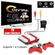 VIDEO GAME PORTATIL COM 620 JOGOS CLASSICOS DO NINTENDO 8 BITS TOMATE AY-007