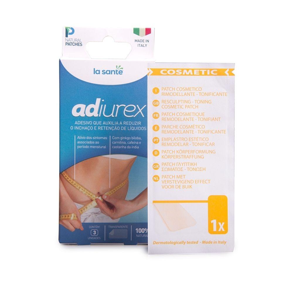 BD  ADIUREX - DIURETICO ADESIVO