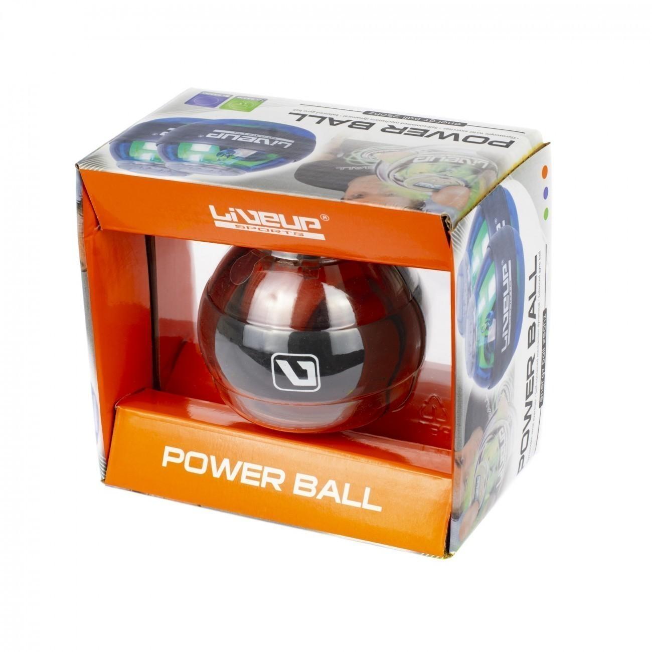 POWER BALL GIROSCÓPIO DIGITAL COM DISPLAY