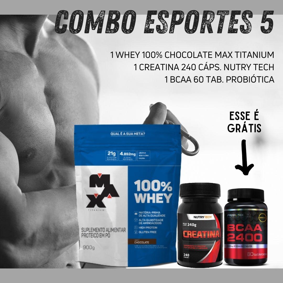 COMBO ESPORTES 5