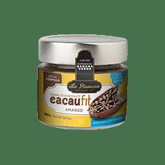 CREME DE CHOCOLATE CACAUFIT AMARGO 160G - LA PIANEZZA